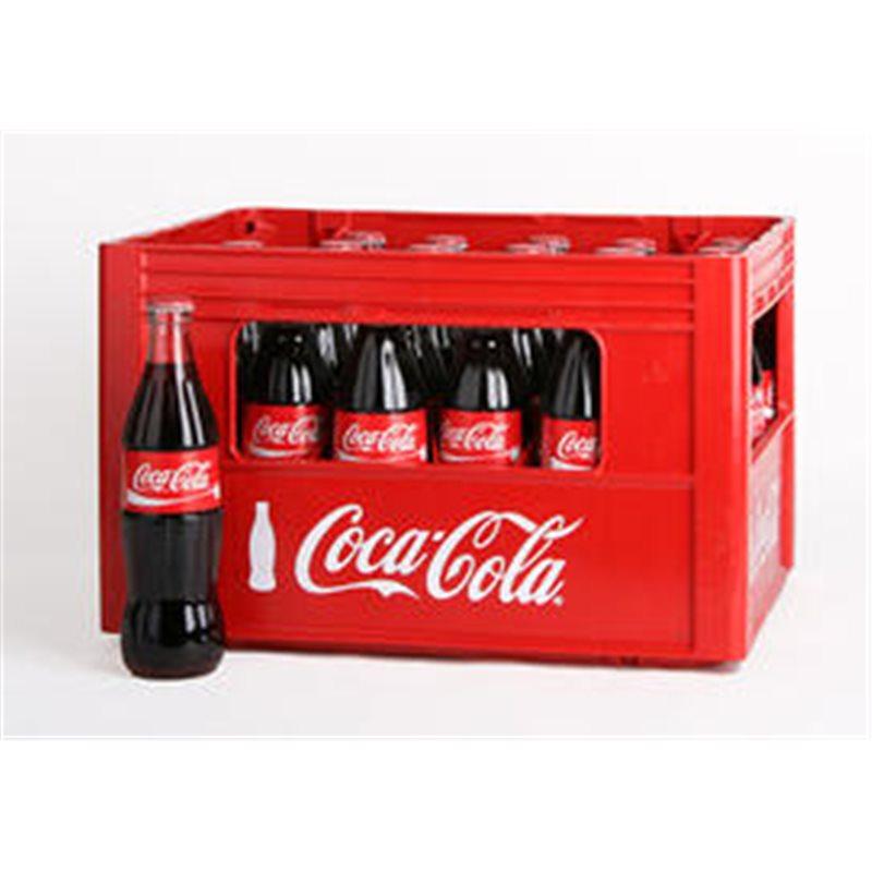 coca cola standard caisse verre 33 cl x 24 el abridi swiss trading. Black Bedroom Furniture Sets. Home Design Ideas